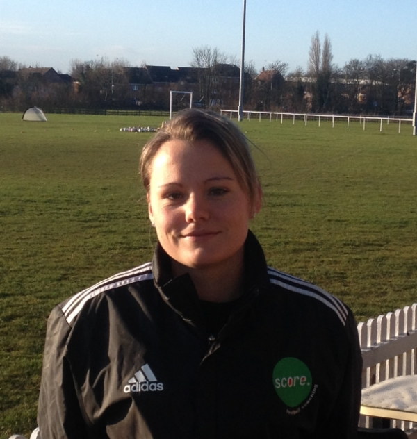 Amy Buxton - Head Coach
