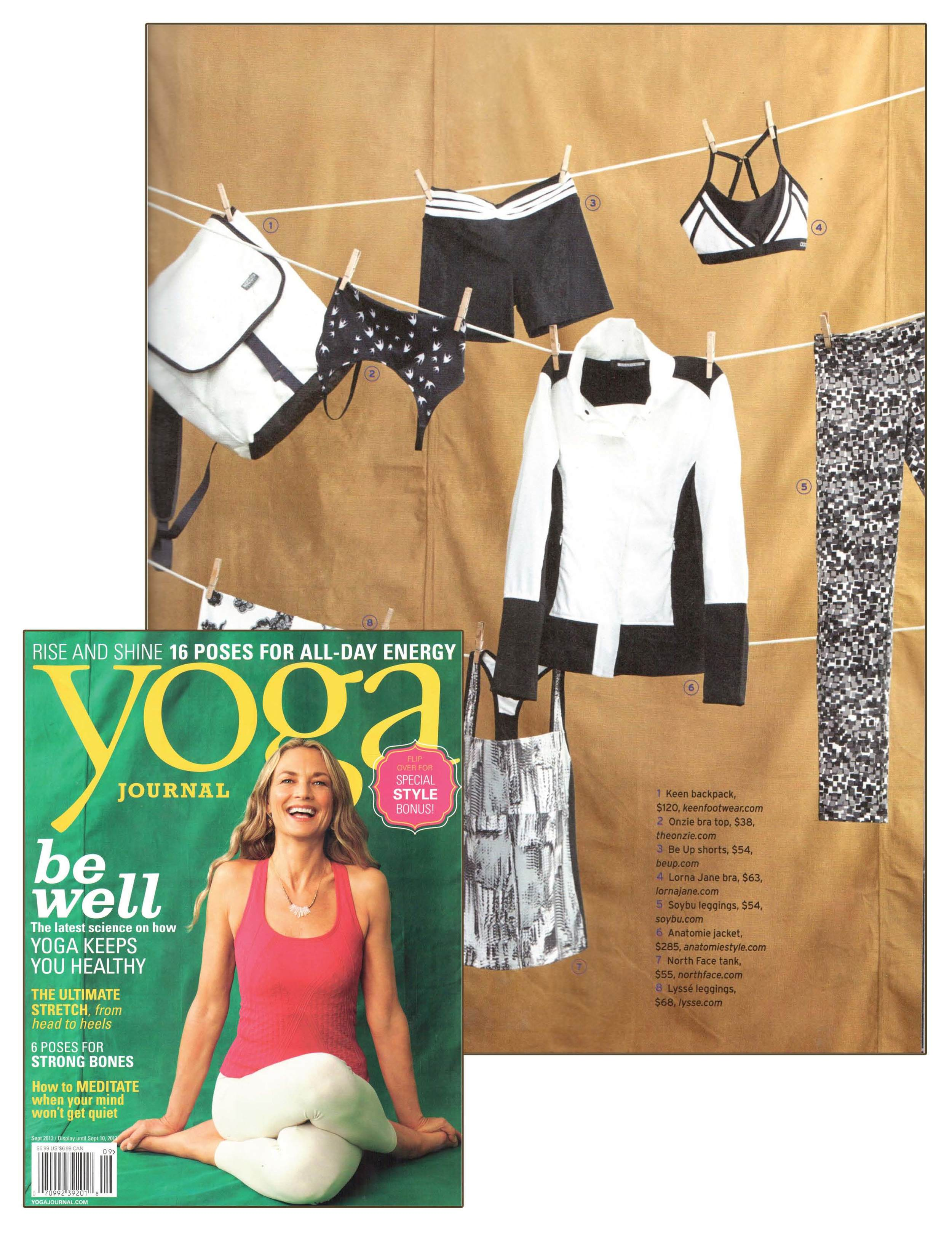 September 2013 - Yoga Jornal - Lorna Jane.jpg