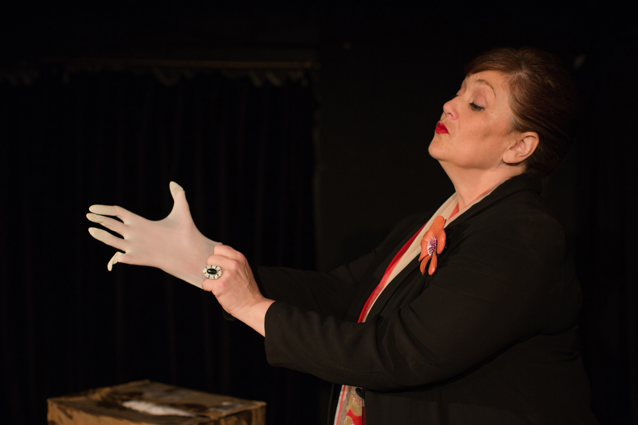Contractions-Mike Bartlett-Fringe-Brighton
