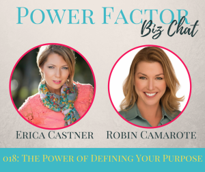 Robin Camarote, Power Factor Biz Chat
