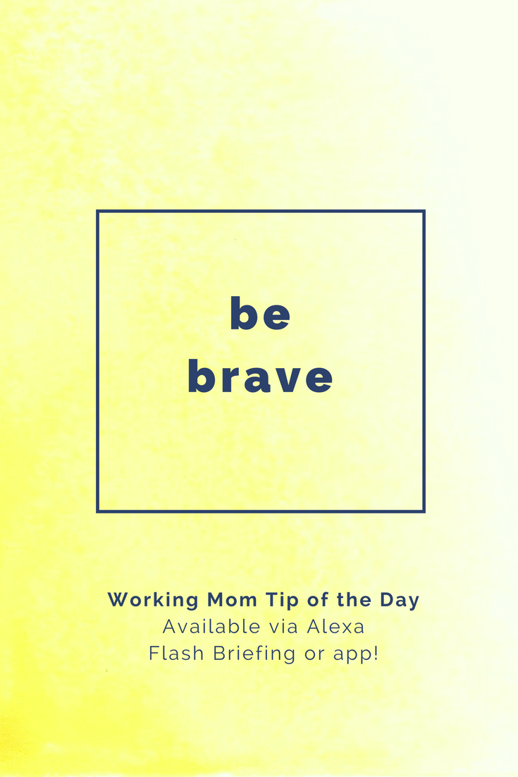 Working Mom Tip of the Day, via Alexa by Robin Camarote
