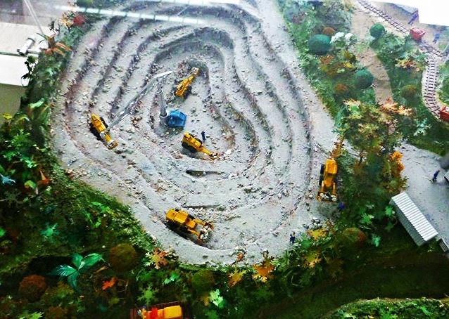 "Photograph (by Laura Rodríguez 2015), taken at the ""Gran Nacional"" Mining-Cooperation between Venezuela-Ecuador, Quito."