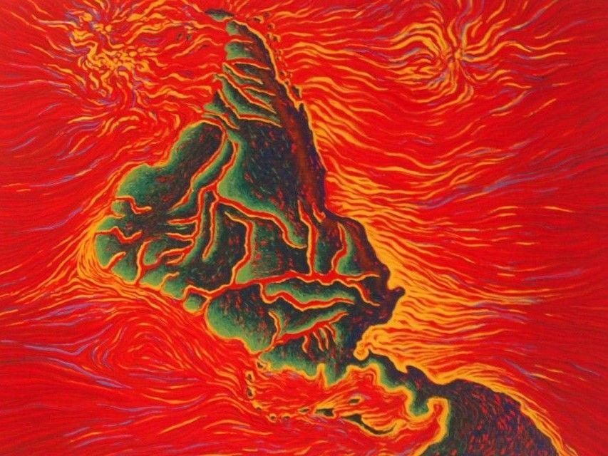 """""""Arriba el Sur"""" by Nicolás García Uriburu - www.nicolasuriburu.com.ar"""