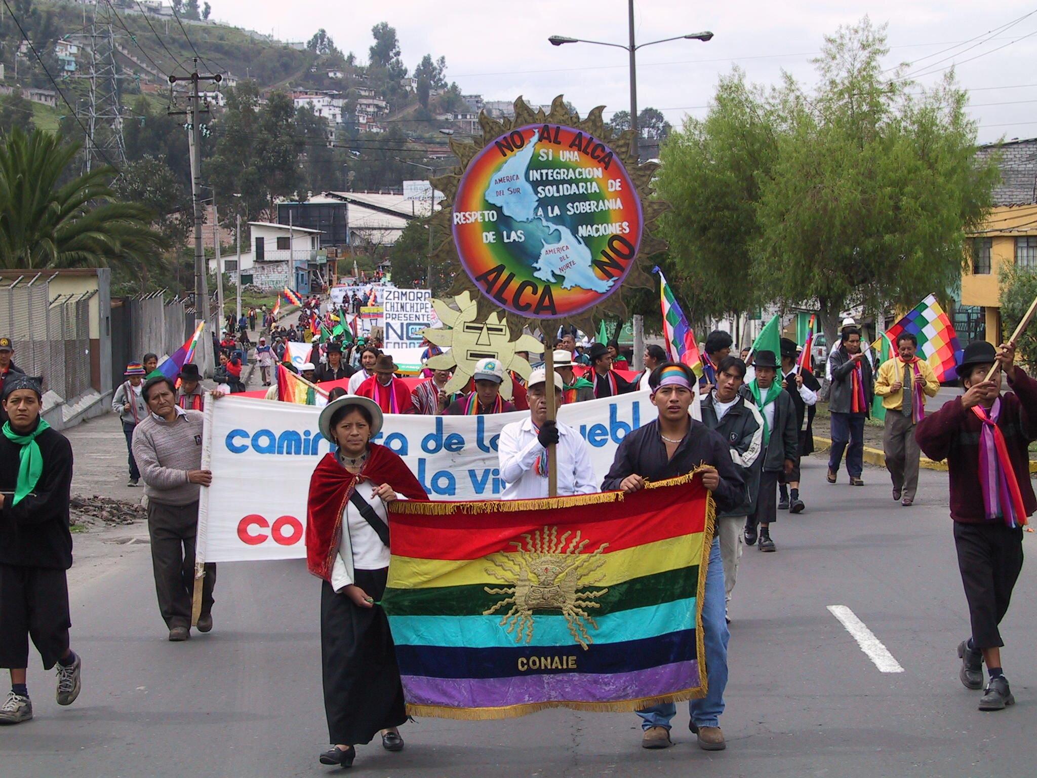 Quito_March_Bandera_CONAIE_2.JPG