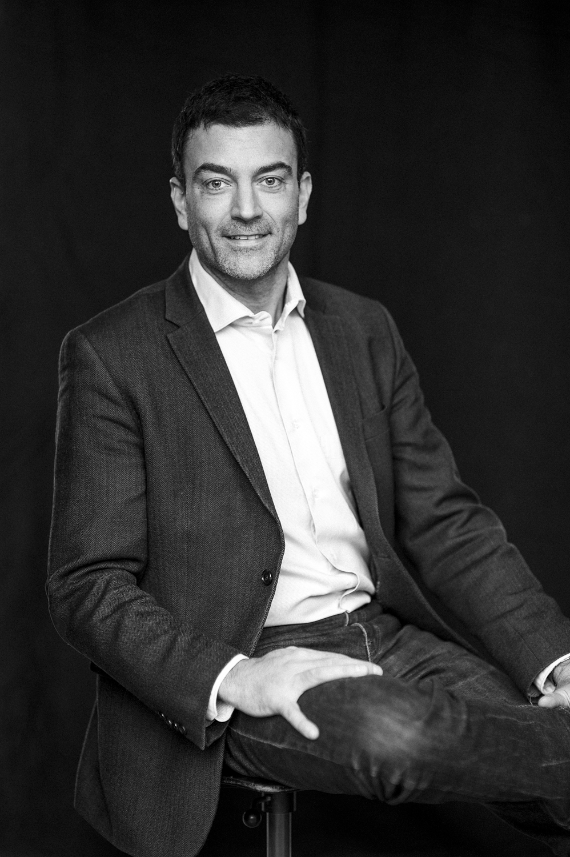 Erling Daell Direktør Harald Nyborg og Jem & Fix