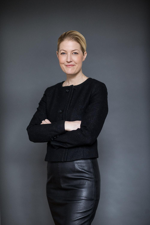 Ministerp  ortræt  Sofie Carsten Nielsen  Radikale Venstre