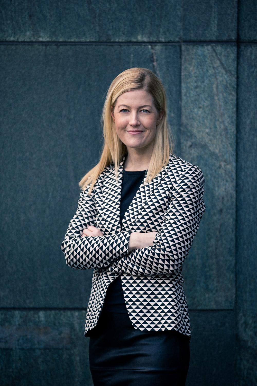 Ministerp  ortræt  Sofie Carsten Nielsen