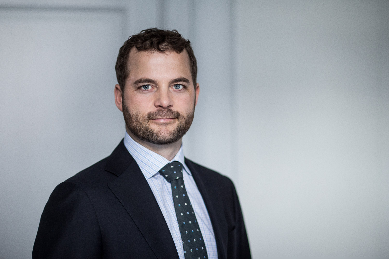 MinisterportrætMorten Østergaard Radikale Venstre