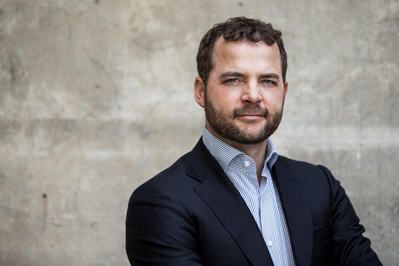 Ministerportræt  Morten Østergaard Radikale Venstre