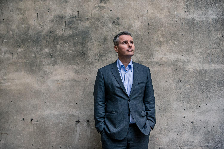Ministerportræt  Henrik Sass Larsen Socialdemokratiet