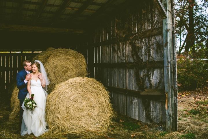 An NC Farm Wedding