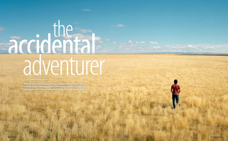 OA Accidental Adventurer