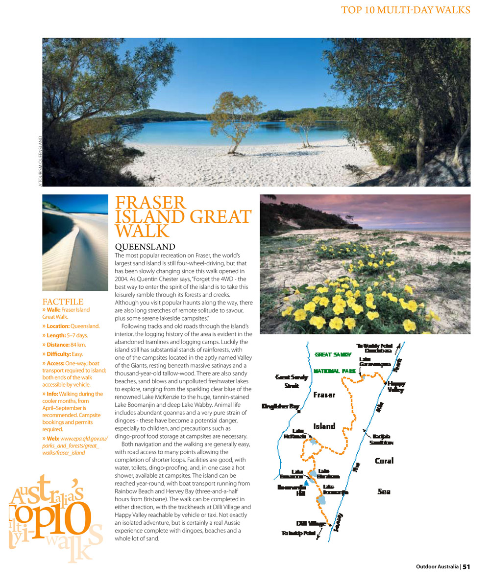 Outdoor Australia - Australia's best walks