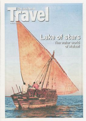 The Sun Herald - Malawi article cover.jpg