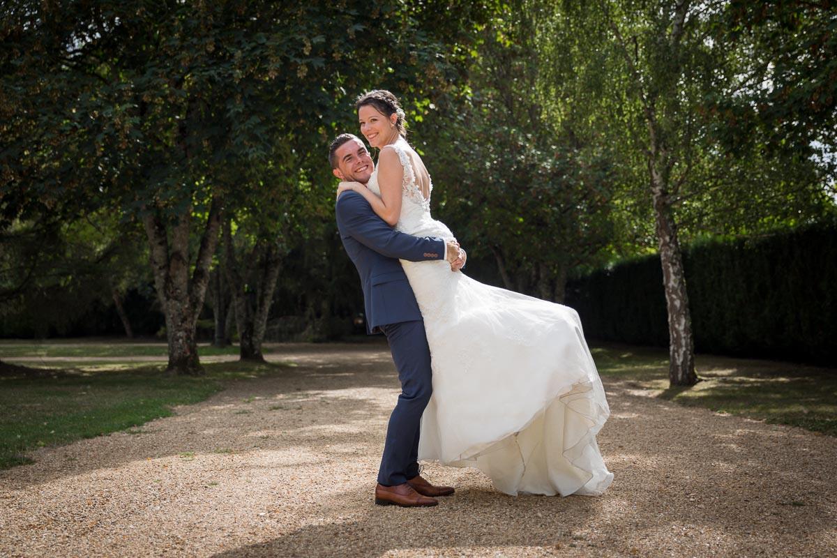 Mariage reception à La Grange de Porcherieux, Autreche, Calvin Badger Photographe