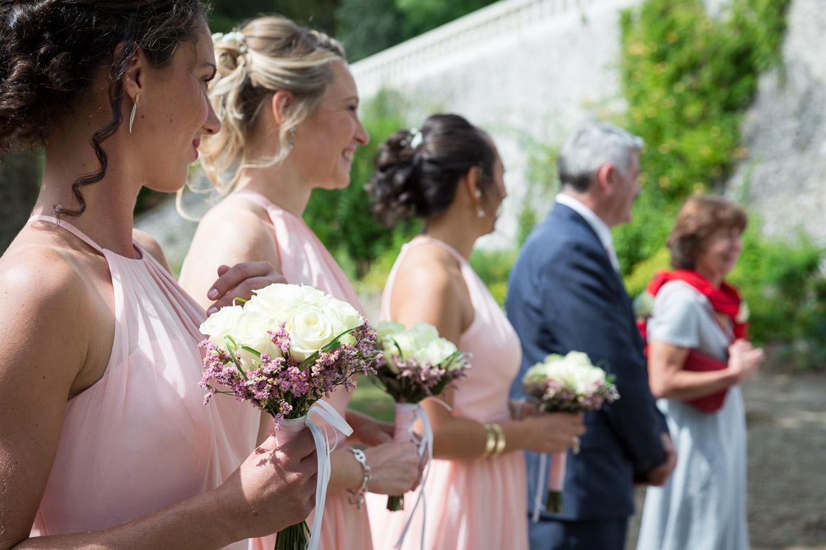 Mariage laique au Chateau de Vaugrignon, Esvres