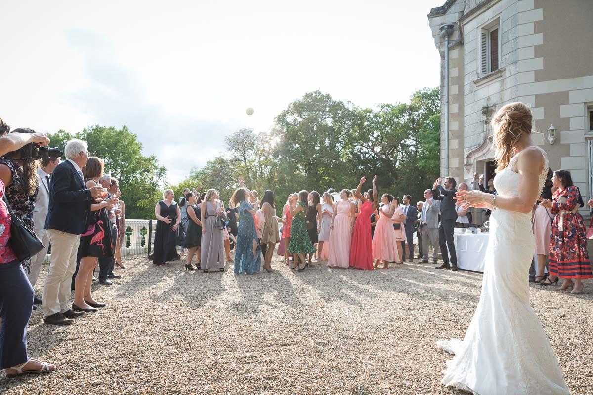 Mariage laique au Chateau de Vaugrignon, Esvres, Calvin Badger Photographe
