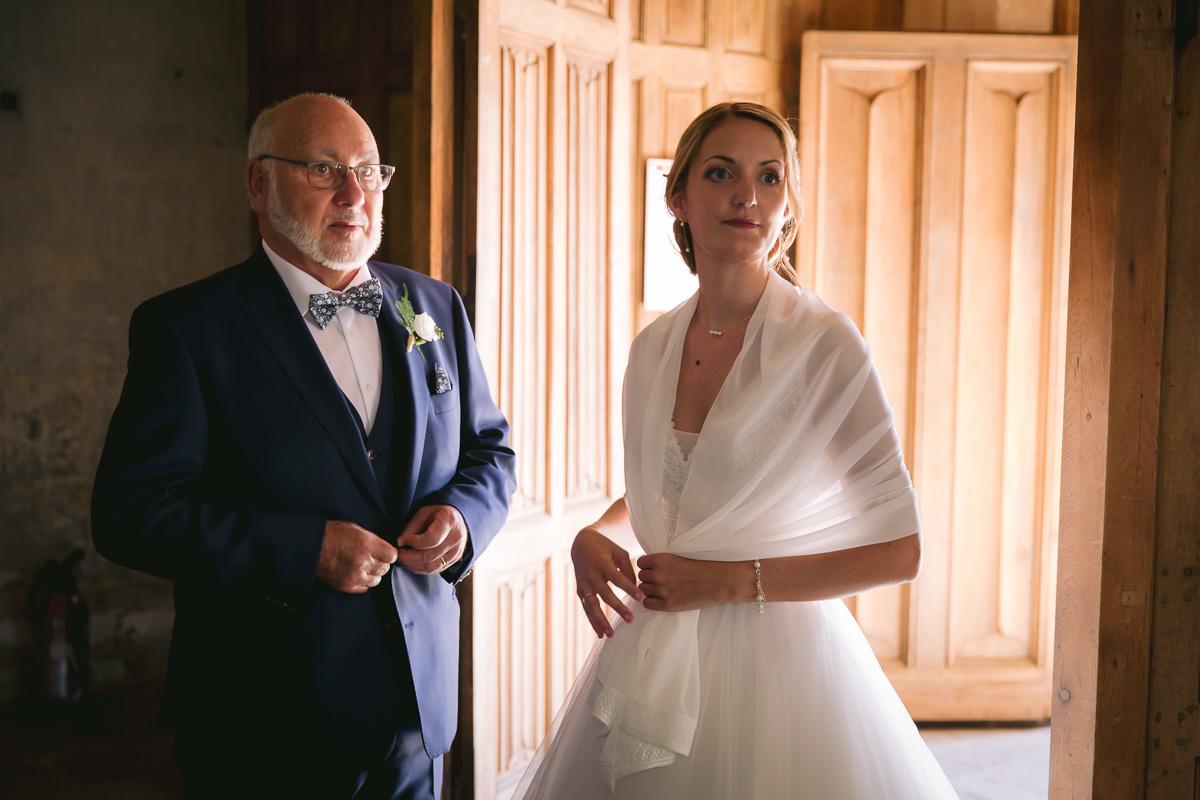 Mariage à la Cathedrale Saint-Gatien Tours Calvin Badger Photographe