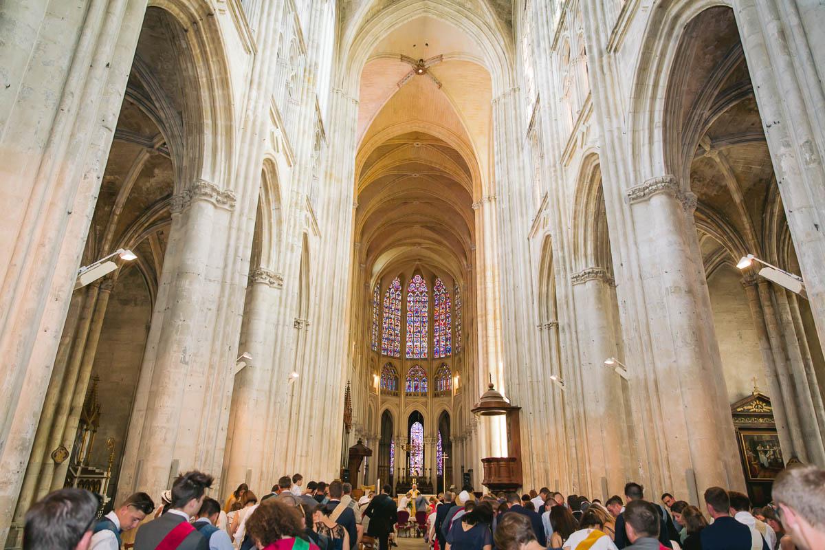 Mariage à la Cathedrale Saint-Gatien Tours