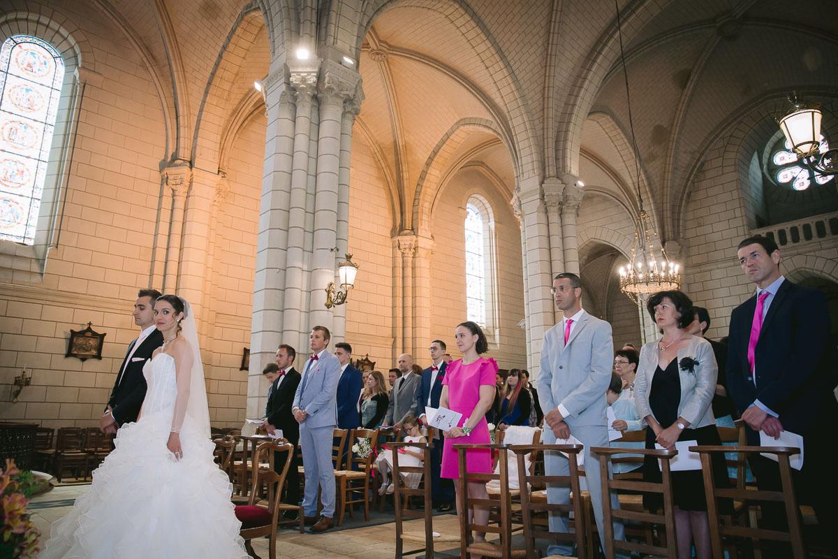 Mariage à l'Eglise de Luynes, Calvin Badger Photographe