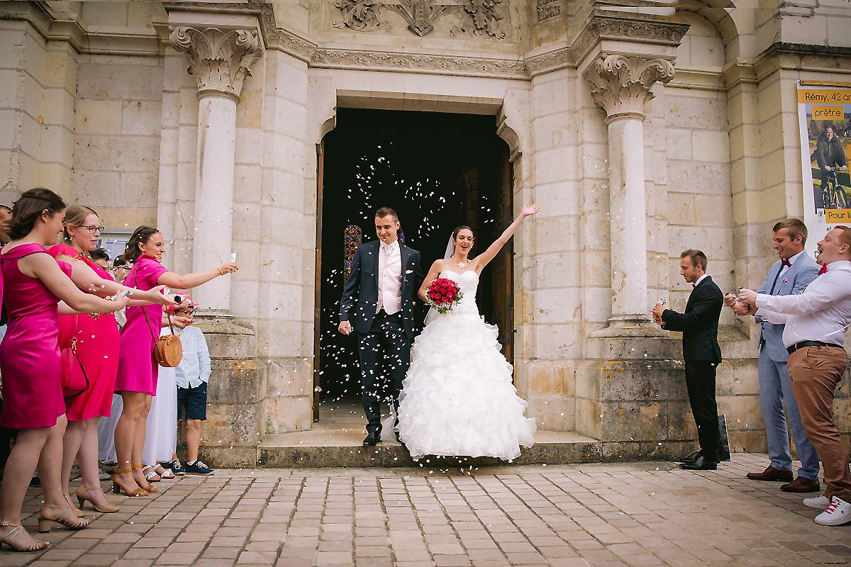 Mariage à l'Eglise de Luynes, Photographe