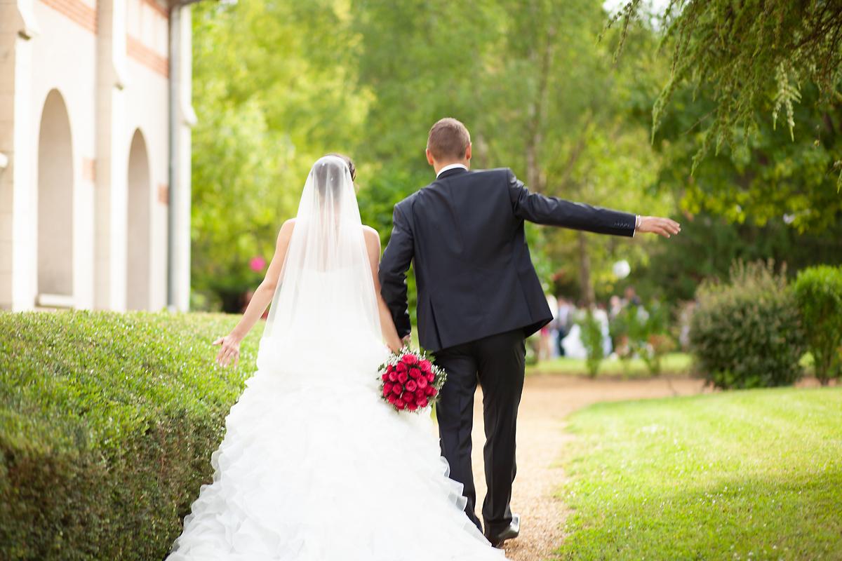 Mariage reception à La Rayniere à Saint Antoine du Rocher, Calvin Badger Photographe