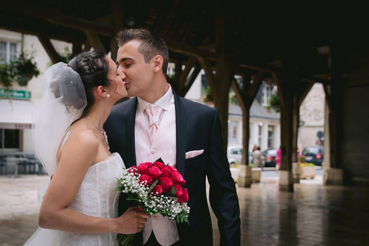 Mariage à la Mairie de Luynes, 37230