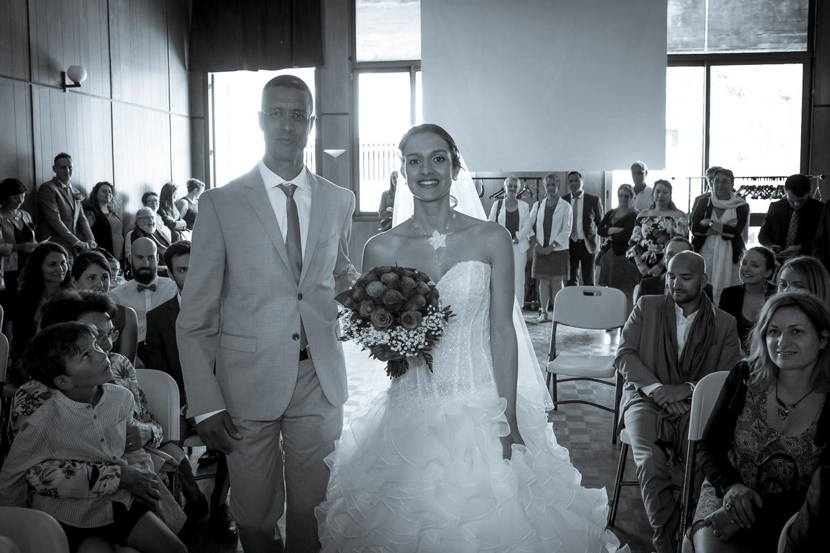Mariage à la Mairie de Luynes, 37230, Photographe