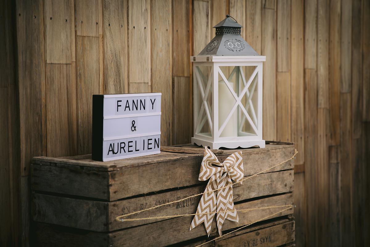 Mariage à La Grange de Porcherieux, Autreche