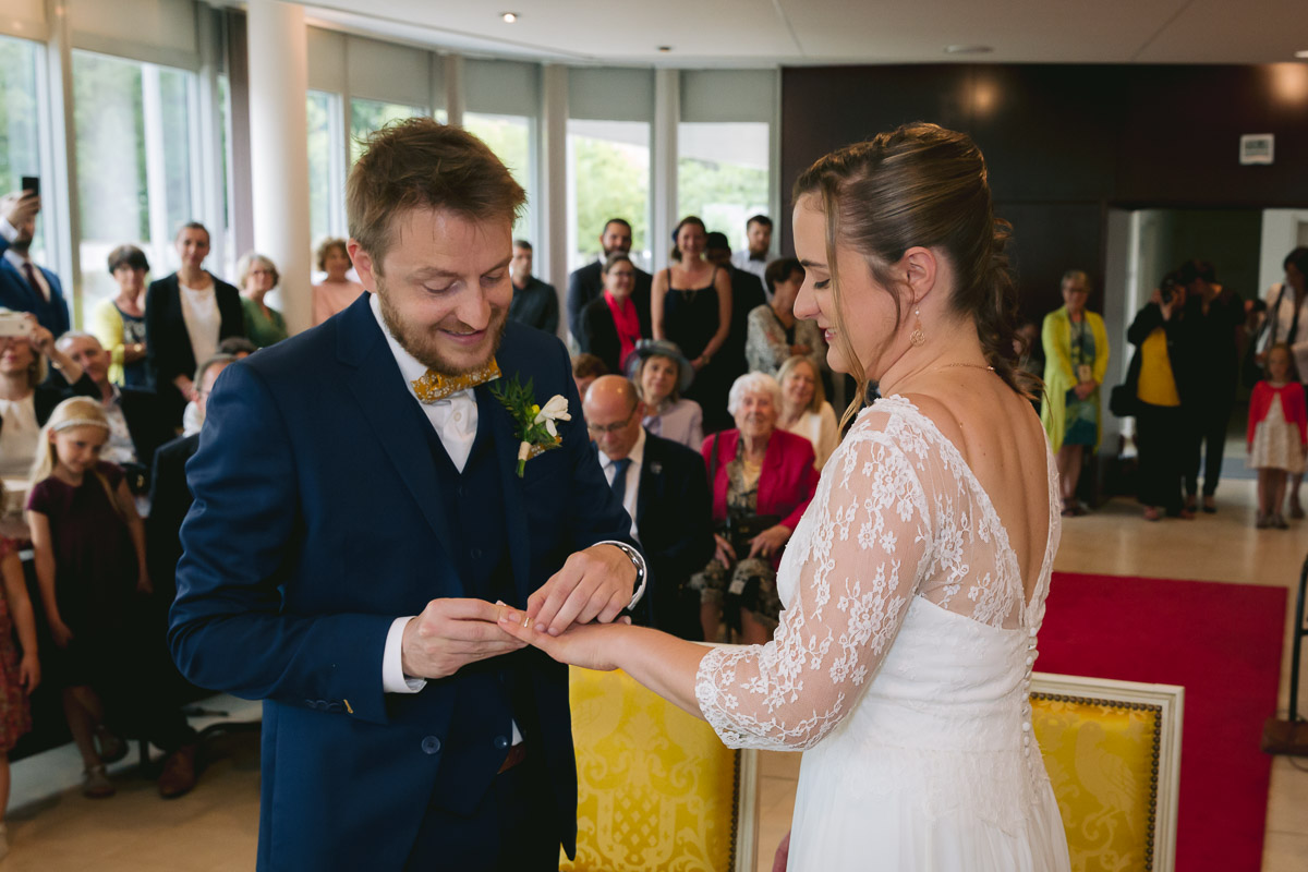 Mariage à Saint Avertin