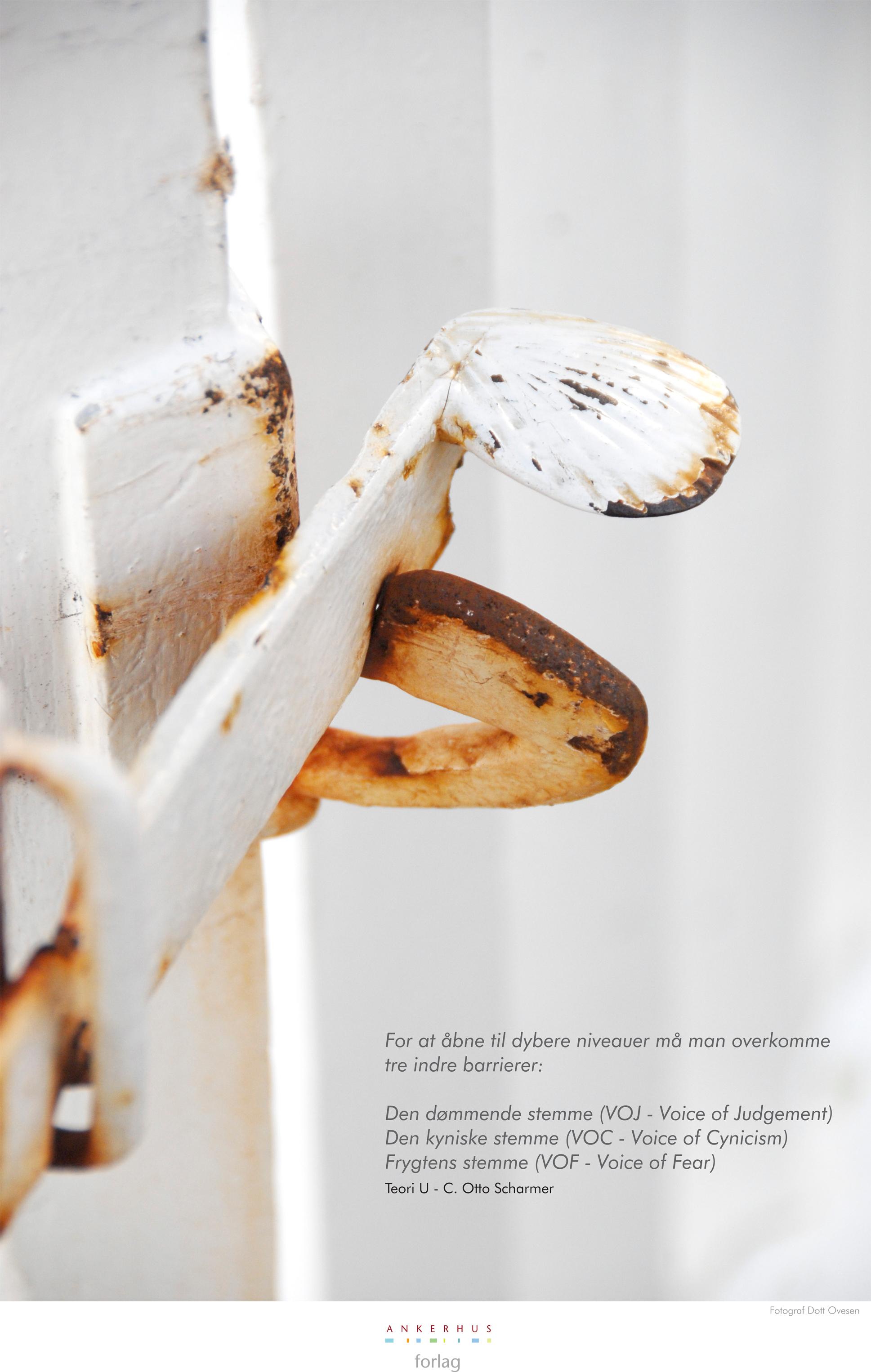 Plakat- oplæg til Ankerhus Forlag - FOTO: DOTT OVESEN
