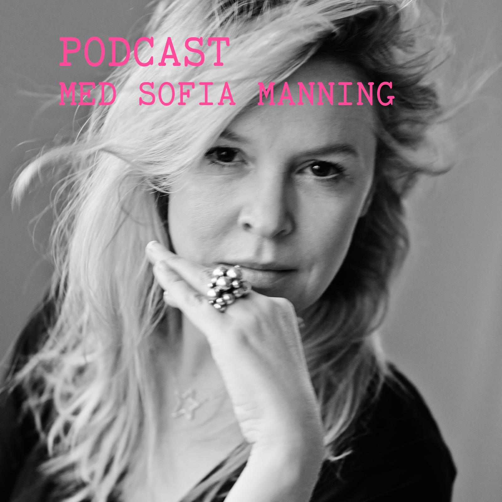 Webgrafik til Sofia Manning
