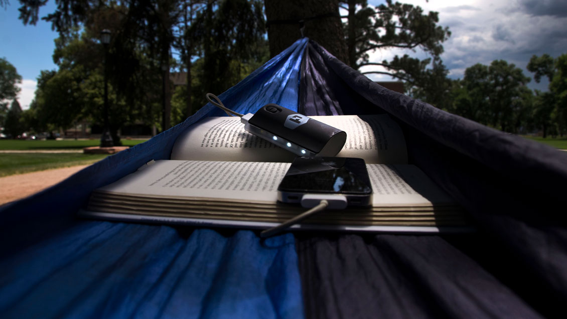 LITHIUM 4400 - The Lithium 4400 is the perfect companion for anyone who needs to ensure their devices stay charged. It packs enough power to keep your gadgets charged for days yet is small enough to carry around in your pocket or bag everywhere. Plus it has a crazy bright built-in lantern that can last 30+ hours!