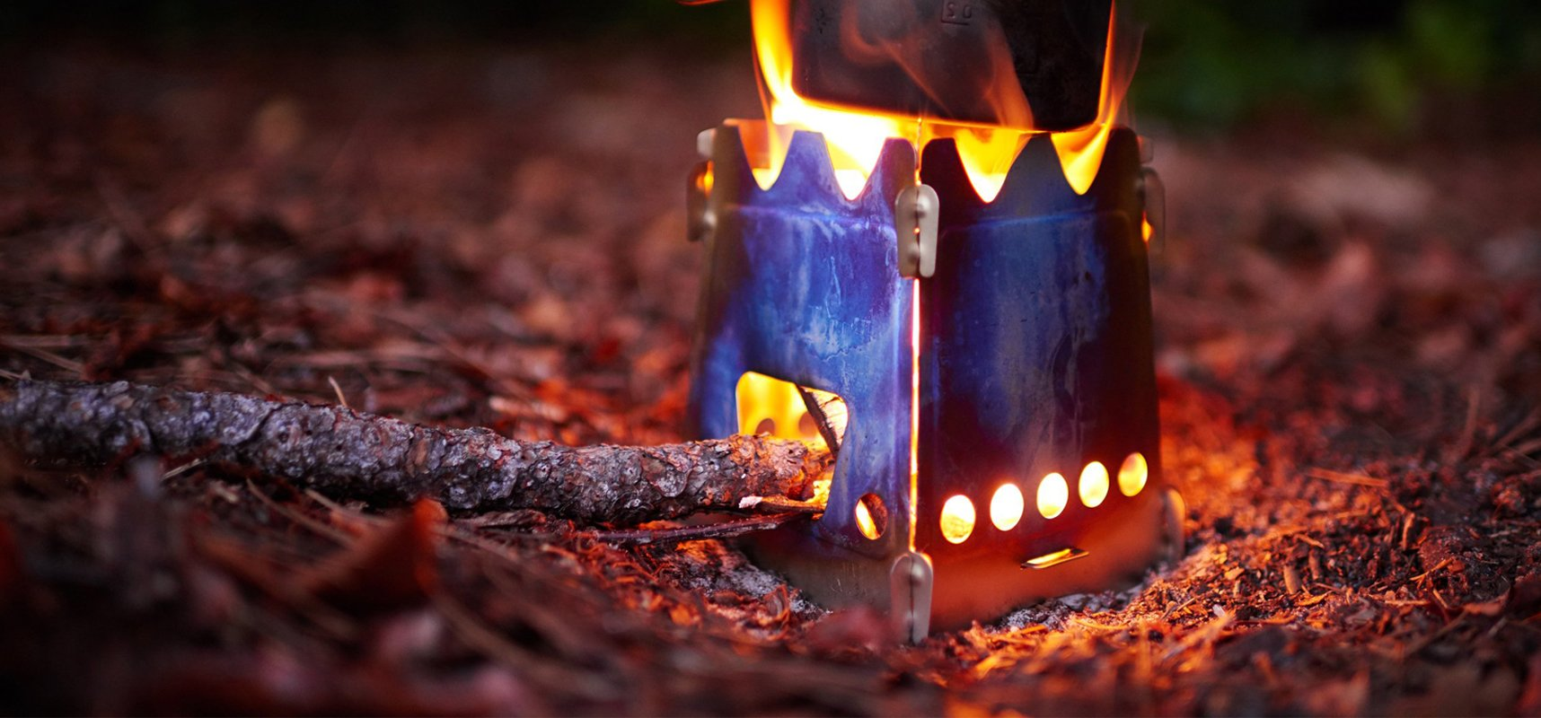 EmberLit - Cooking Equipment for every backpacking trip