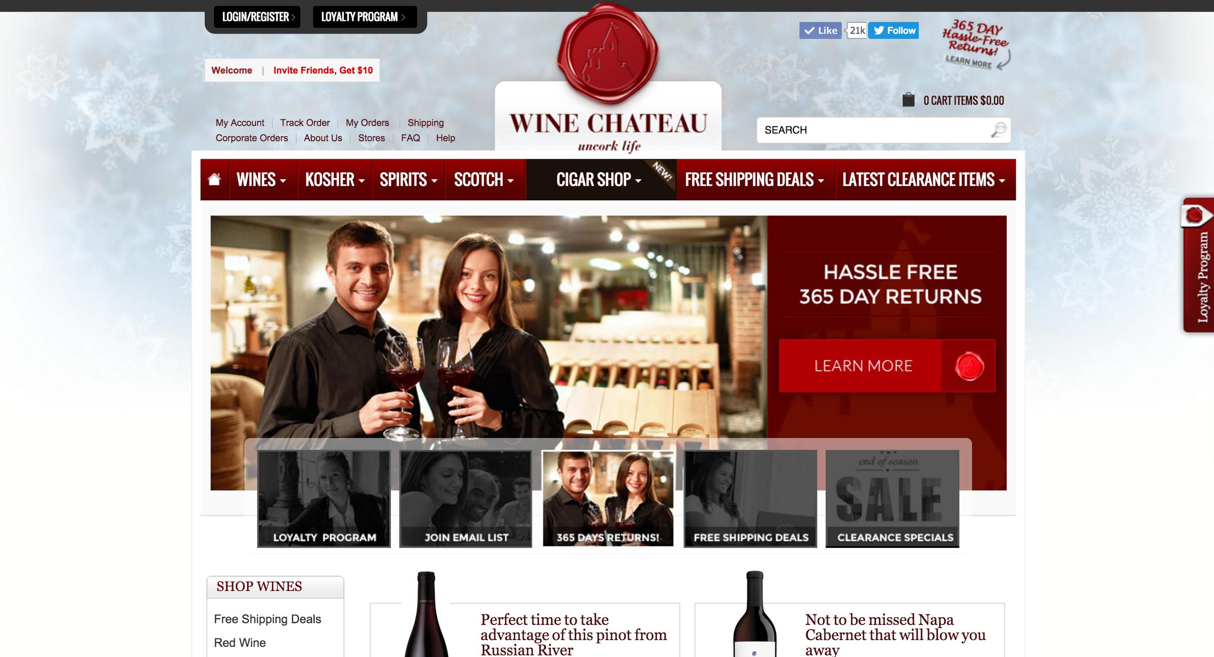 Wine Chateau (winechateau.com)