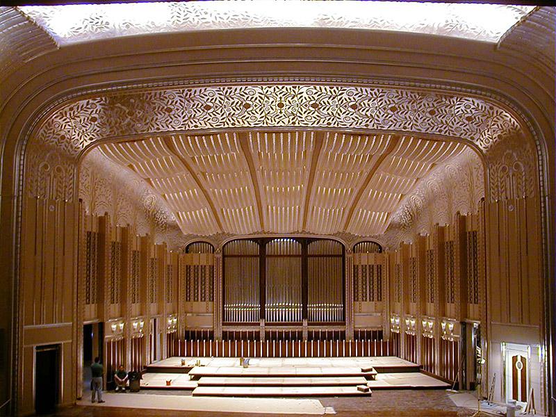 Severence Hall -