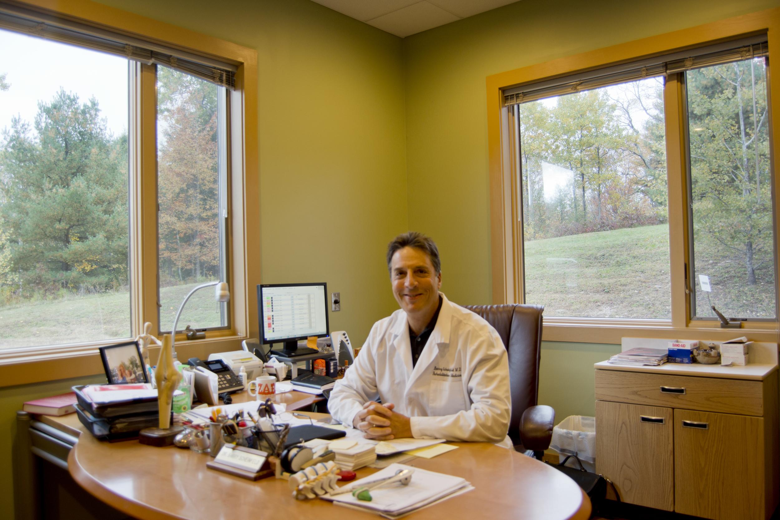 Barry Scheinfeld, MD