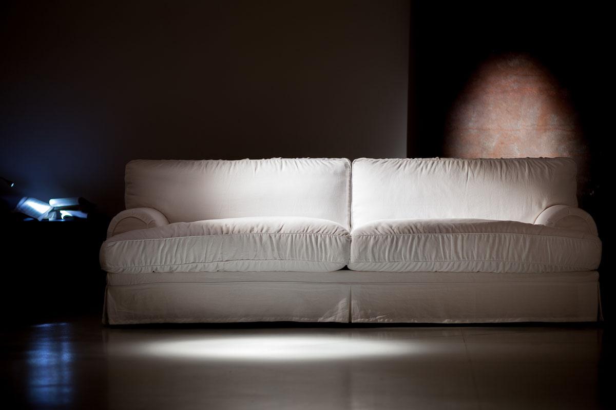 Lanzi divano sofà divano tessile, soggiorno, design moderno e tradizionale, made in italy, handmade, fatto a mano
