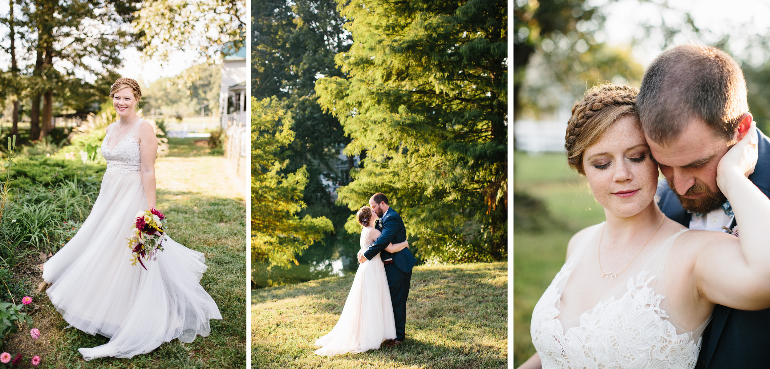 backyard wedding. fall wedding. raleigh wedding photographer. wake forest wedding photographer. raleigh photographer. wildflower wedding.jpg