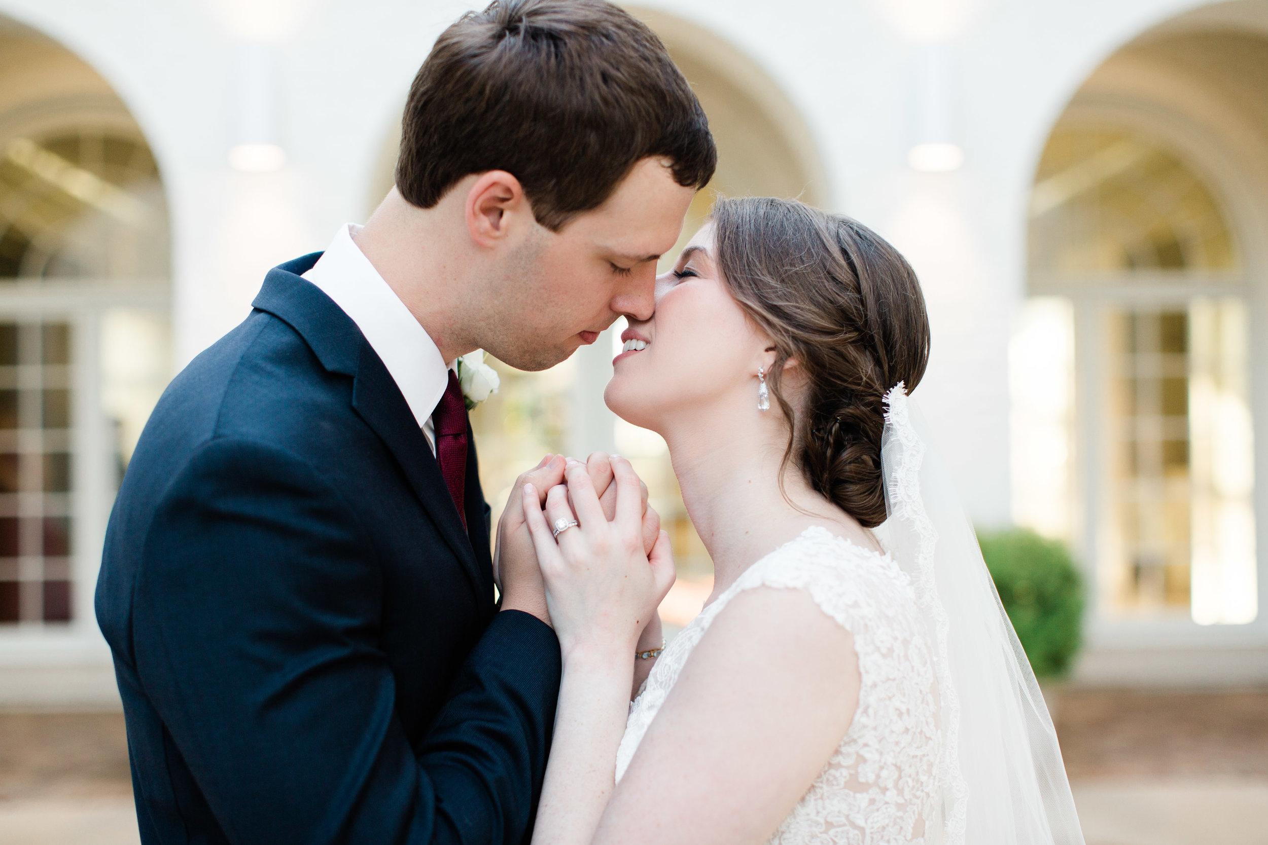 Raleigh bride and groom. Raleigh wedding photographer.JPG