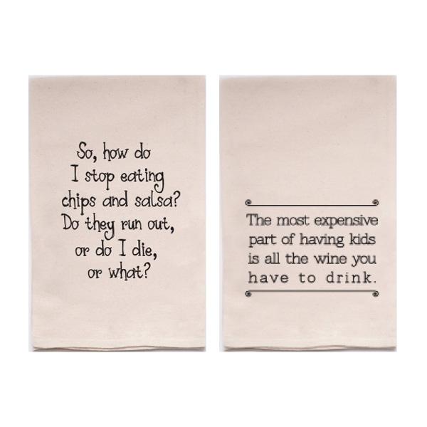 Funny Tea Towels