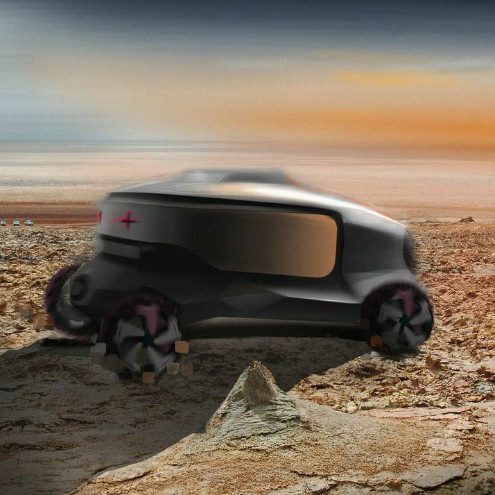 LAND ROVER TERRA NOVA 2030    Envisioning the future mobile primary healthcare for the world's most vulnerable communities. Winner of the Land Rover Terra Nova 2030 award. View  presentation  and  mood film .