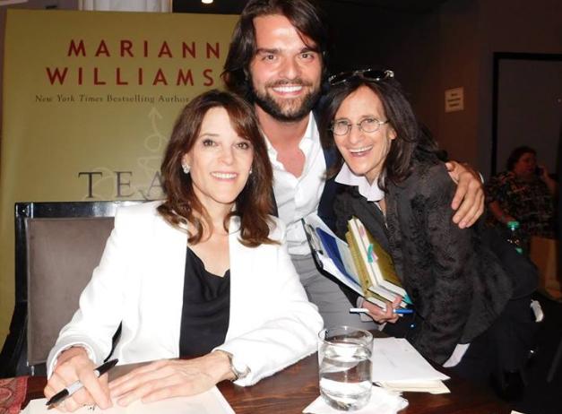 Marianne Williamson Tears to Triumph Ben Decker Benjamin W. Decker Wendy Zahler Meditation Los Angeles