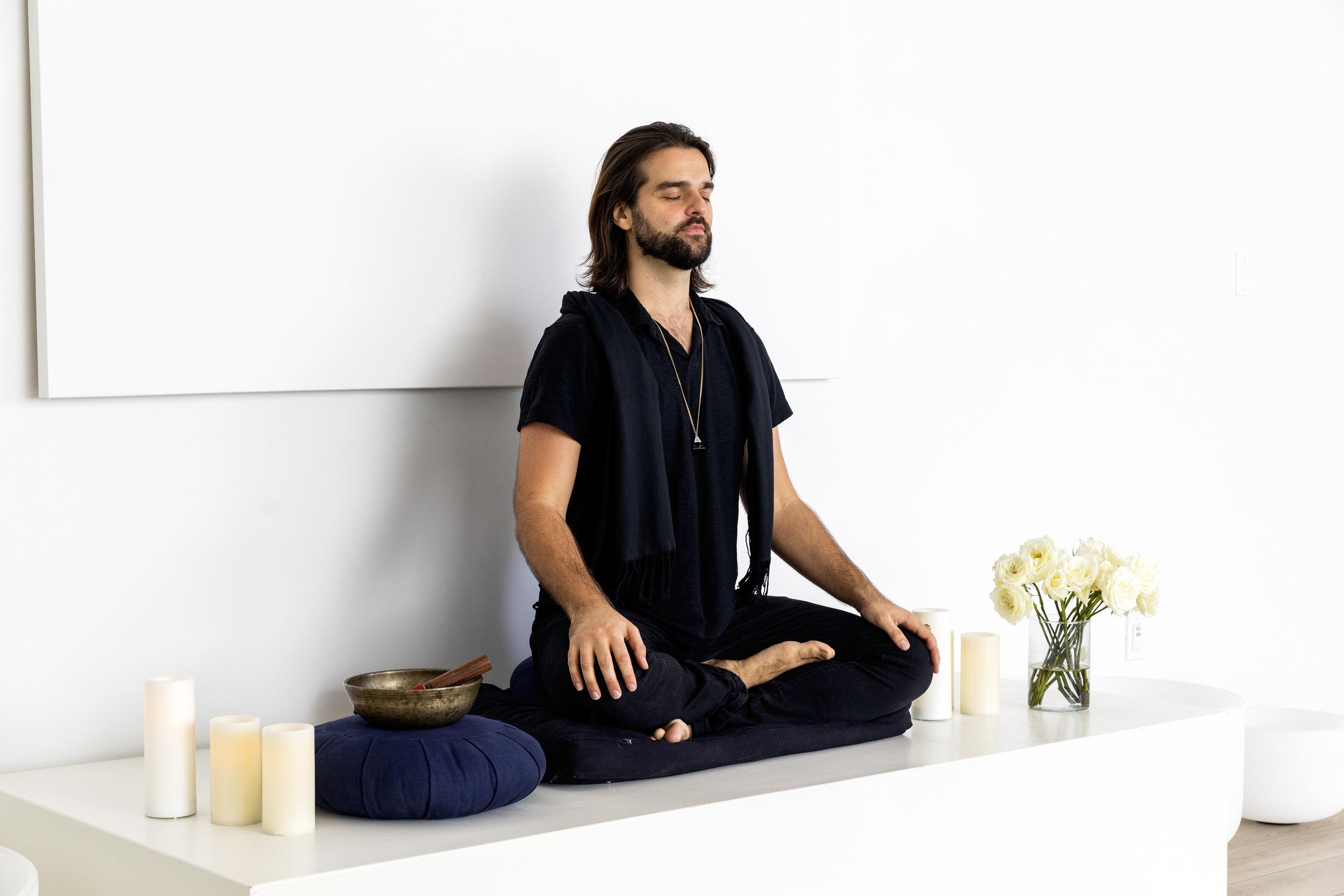 ben decker meditation benjamin w decker practical meditation for beginners unplug meditation los angeles den meditation