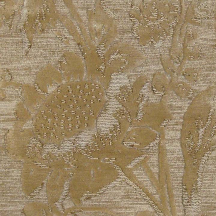 41. BELLA FLORAL I 7-3 Wool & Silk