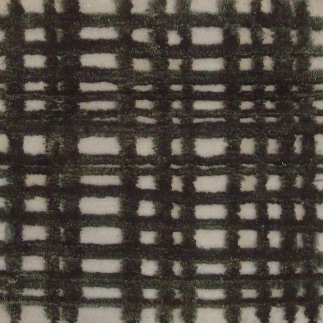 55. GRIDLOCK I HIGH LOW I 7-3 Wool & Silk