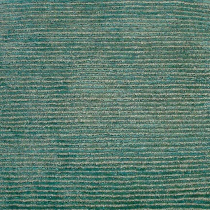64. INFUSION I BLUE I 7-3 Wool & Bamboo Silk