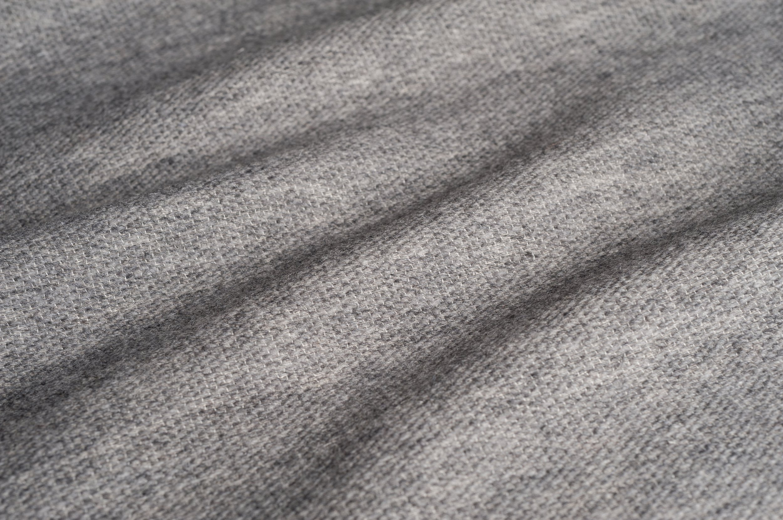 TEXTURED WOOL I CONCRETE