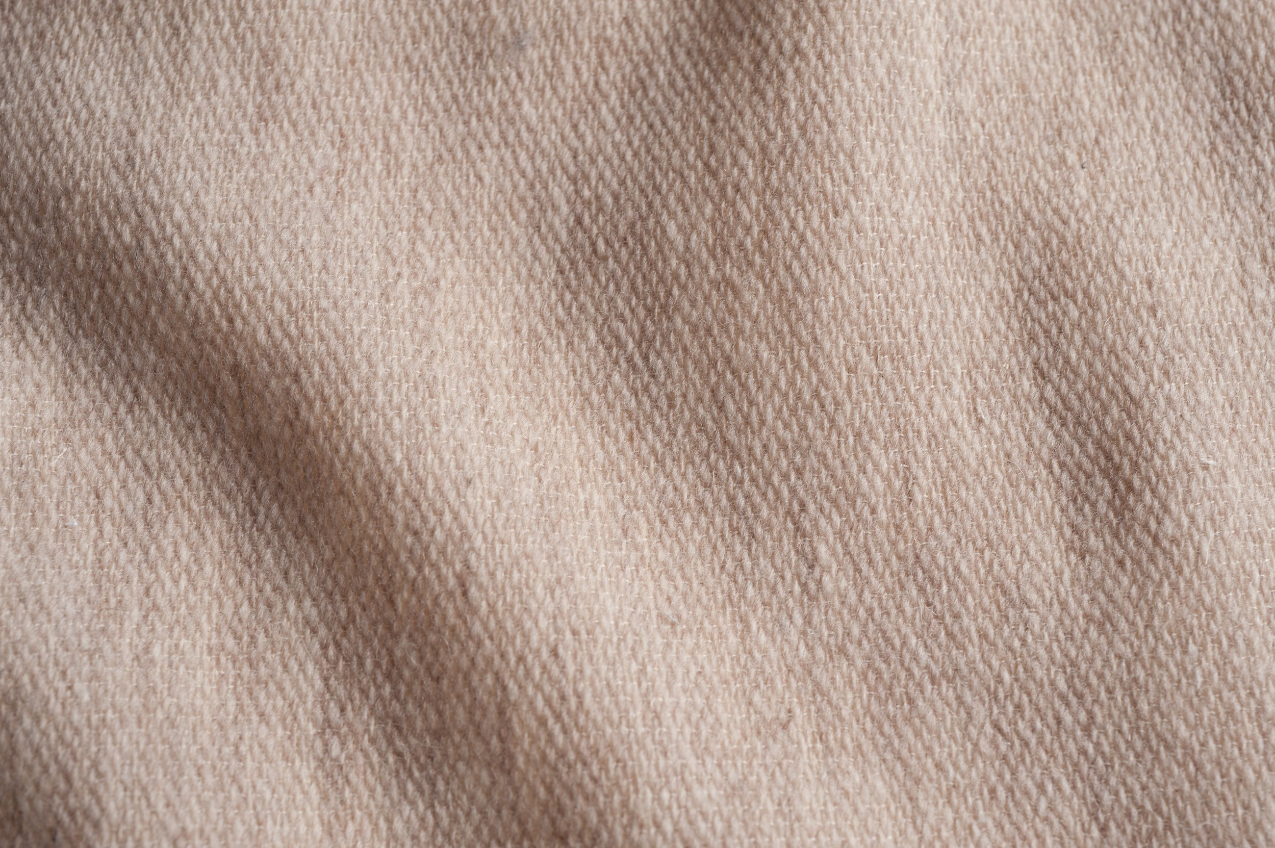 TEXTURED WOOL I PORRIDGE