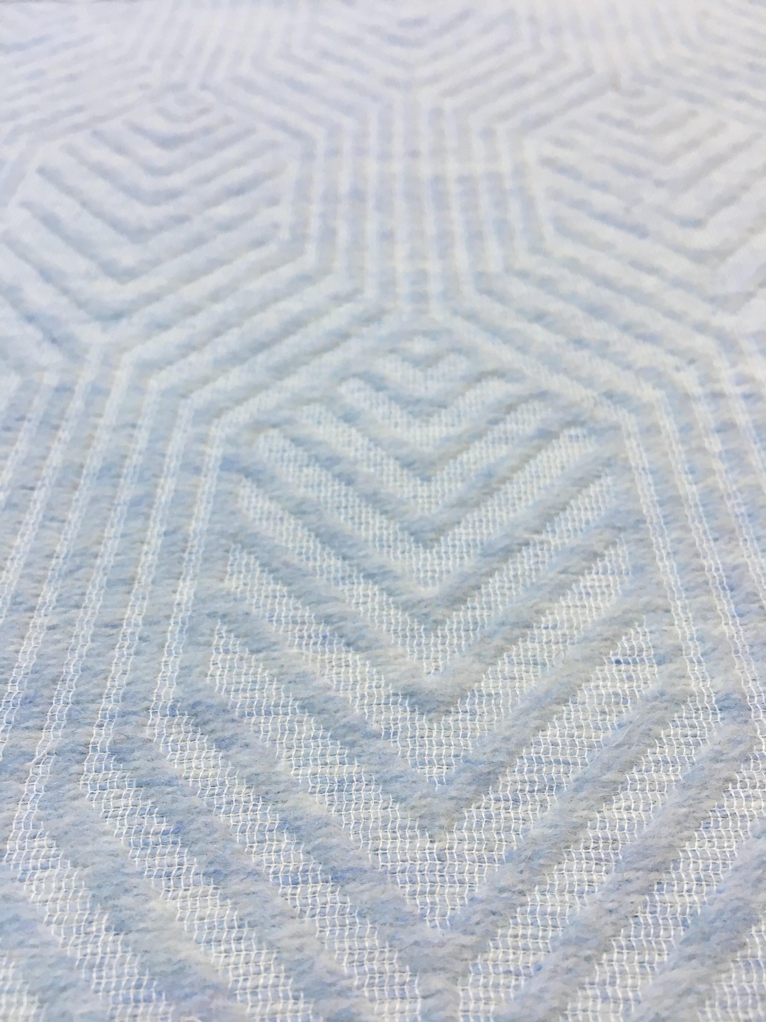 OPTIC LINES I ICED BLUE